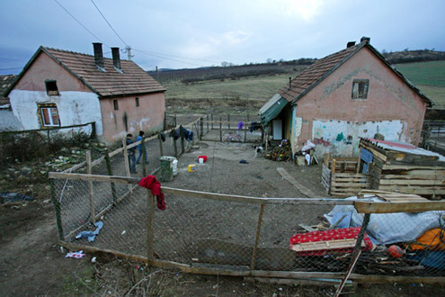 Gypsies in Hungary - Present situation 9.