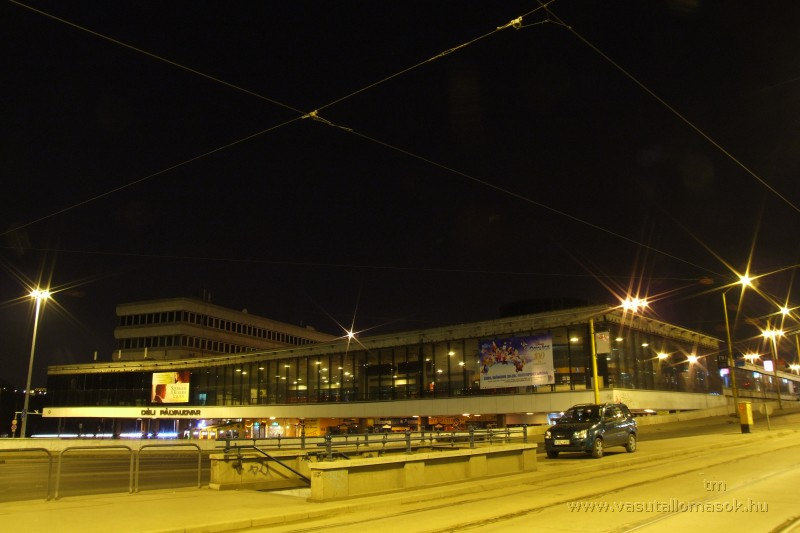 Budapest - Déli Railway Station