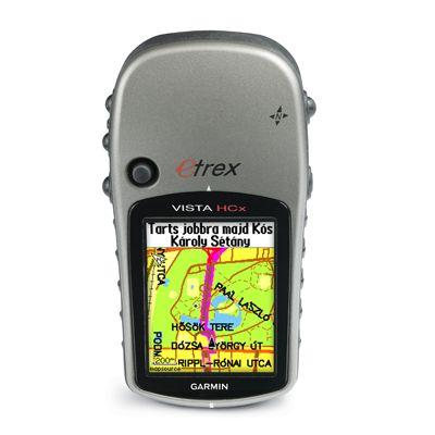 Garmin eTrex Vista HCx turista GPS