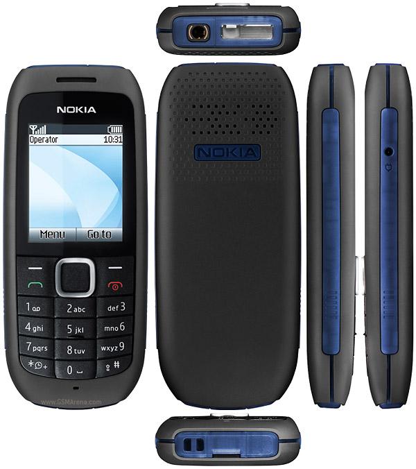 Nokia 1616-os telefon