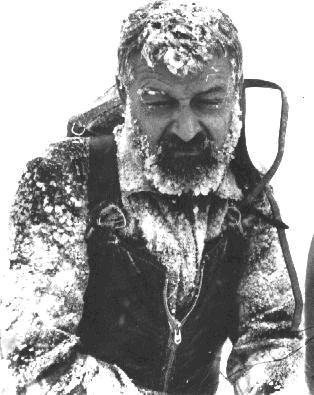 Rockenbauer Pál a Pamír expedíción