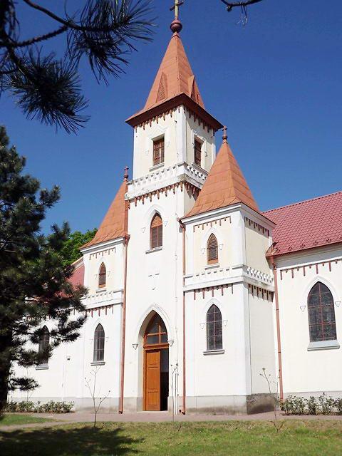 A szatymazi Szent István templom