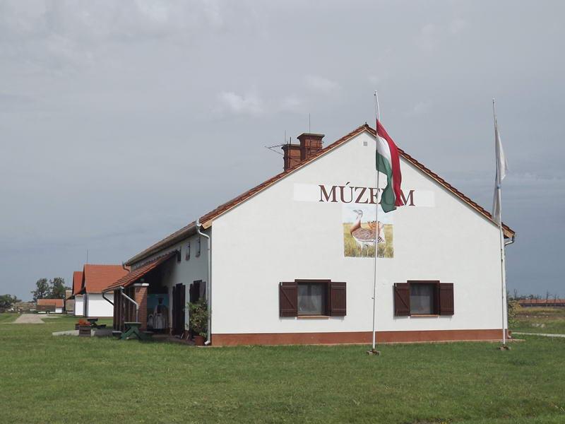 Réhely - A múzeum épülete