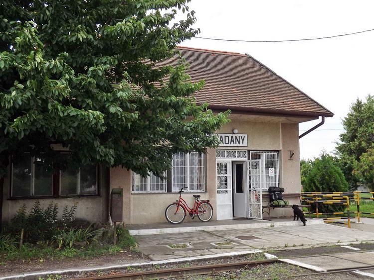 Körösladány, vasútállomás