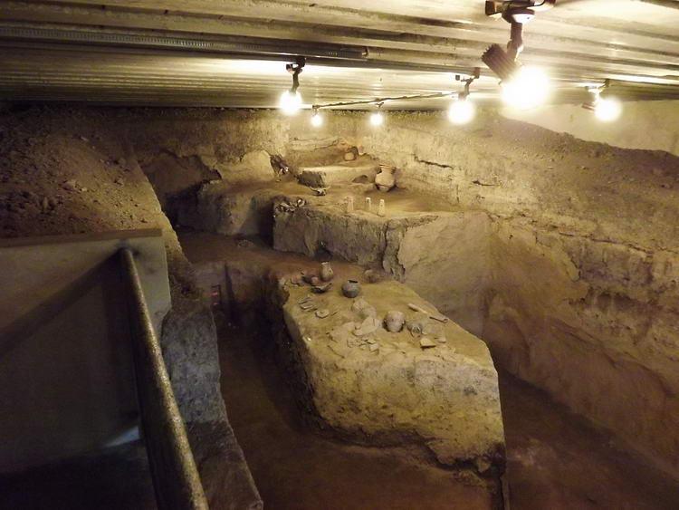 Újkőkori régészeti feltárás