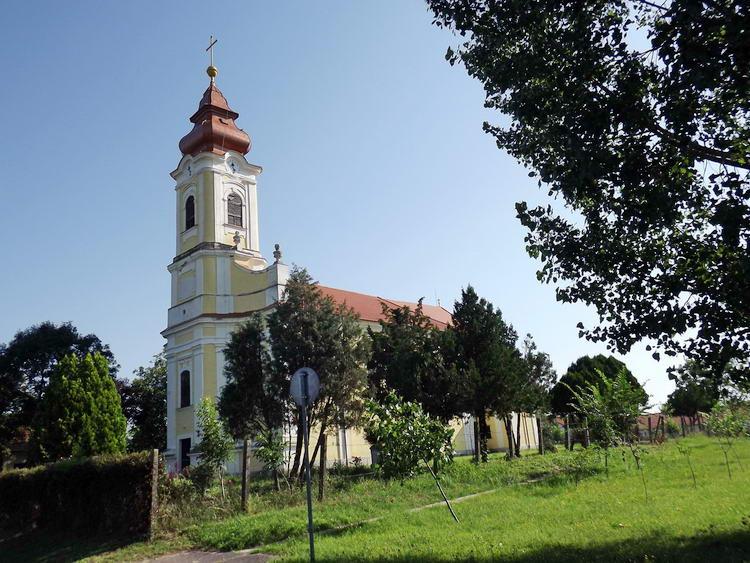Furta római katolikus temploma