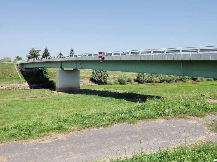 A Berettyó hídja Bakonszegnél