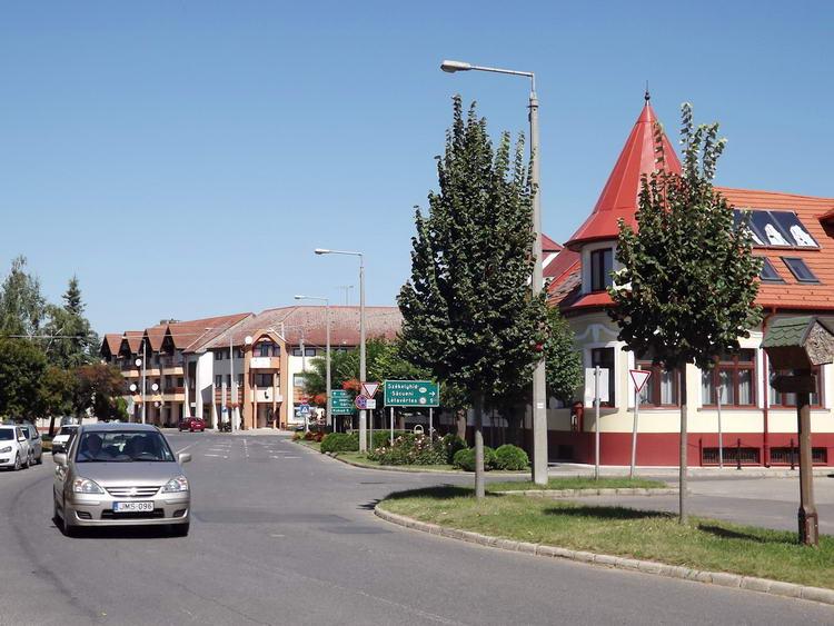 Létavértes - Városközpont