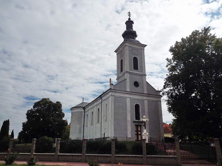 Nyírlugos - A görög katolikus templom