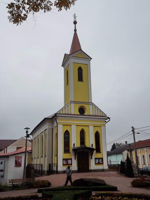 Kisvárda - A görög katolikus templom.