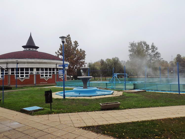 Kisvárda - A Várfürdő