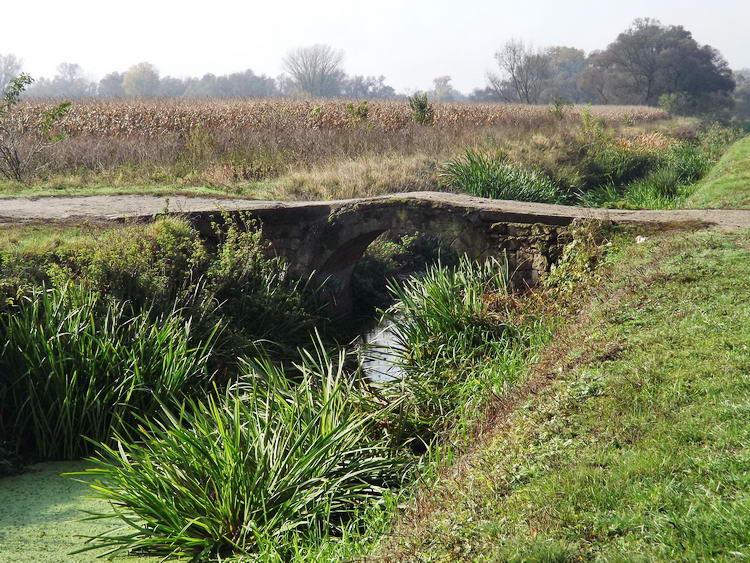 Öreg híd a Belfőcsatorna felett