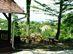 Zalakaros - Kilátás a pihenőpadoktől a szomszédos dombra 150 kB