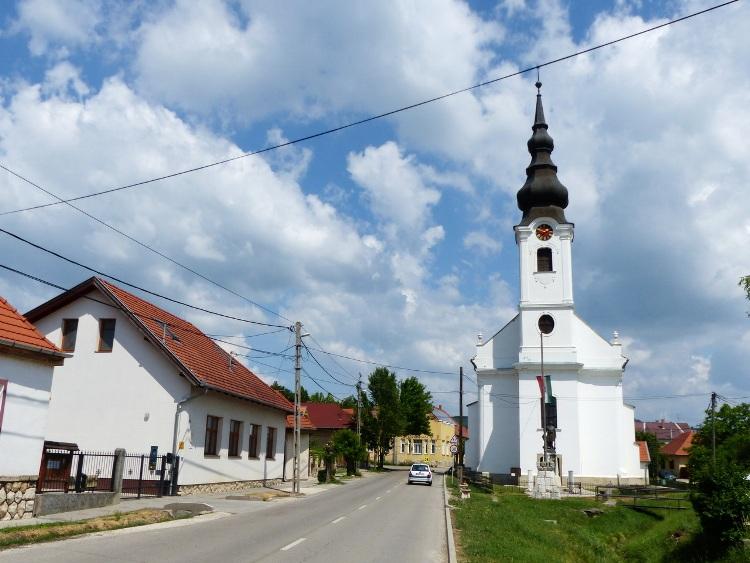 Páty, református templom