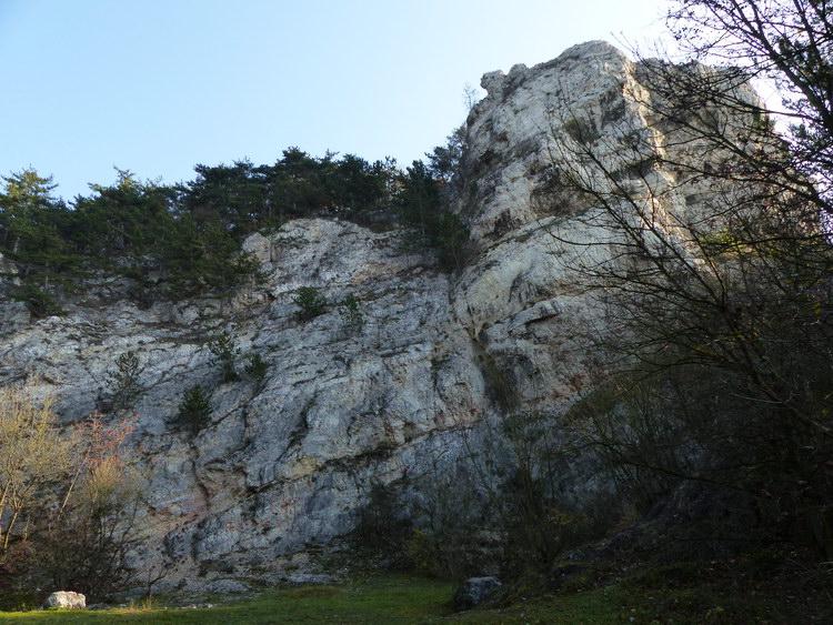Az Öreg-kőszikla-tető sziklaletörése