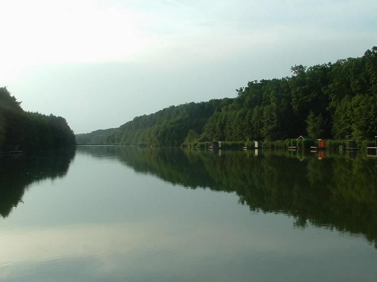At the coast of Lakes of Szajk