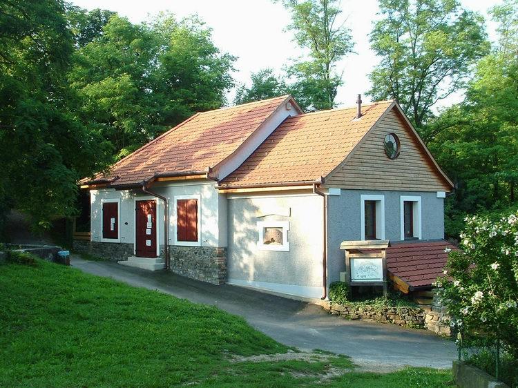 The Kotsi-malom in Zalaszántó