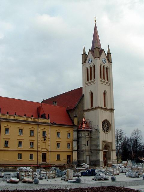 The Church named Our Lady of Hungary