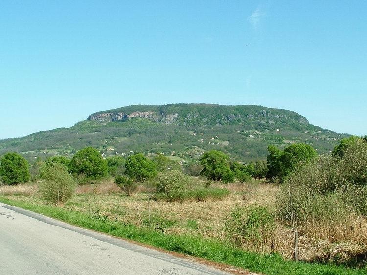 The Badacsony Mountain