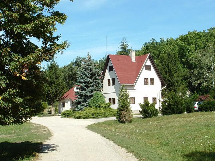 The hunter's lodge of Koldusszállás