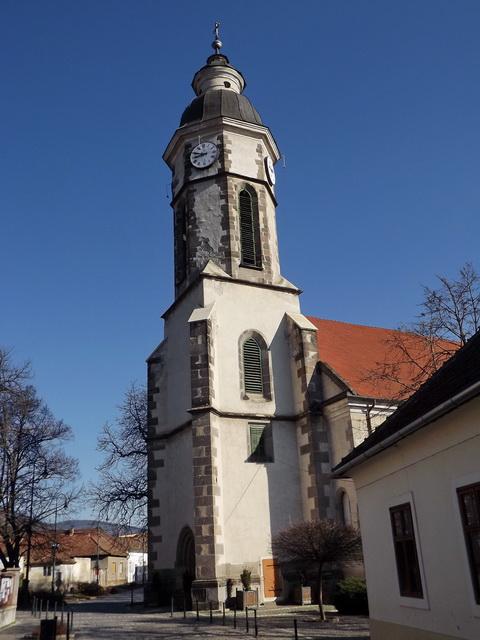 The old church of Nagymaros