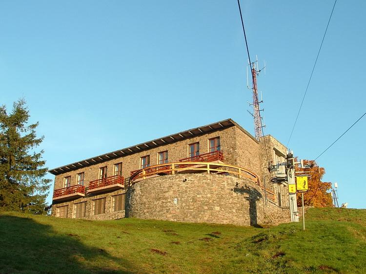 The Nagyhideghegy Tourist Hostel