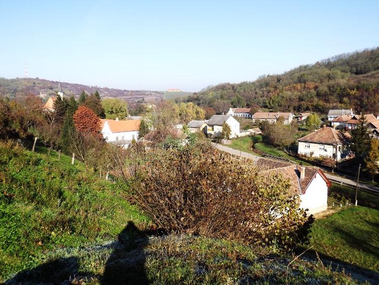 Nógrádsipek village