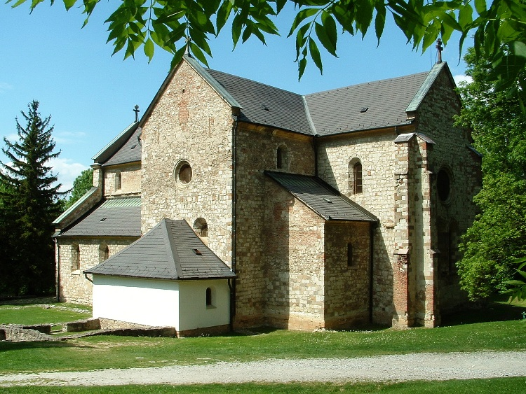 The church of the former Cistercian Abbey