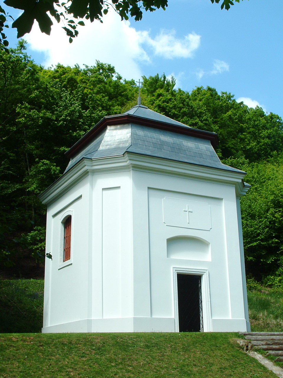 The Gilitka Chapel