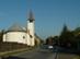 Dorog - A Köztársaság úton áll a református templom