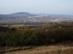 Kilátás Dorogra és a Nagy-Getére a Kétágú-hegy oldalából
