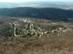 Klastrom-szirtek - Kilátás a Kémény-szikláról Klastrompusztára