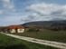 Piliscsév - Visszatekintés a Pilisre a falu határából