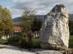Piliscsév - A falu 300 éves fennállását hirdető emlékkő
