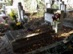 Piliscsaba - Horváth József, az első kéktúra teljesítő sírja a temetőben