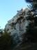 A Csabai torony sziklája Piliscsaba határában