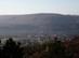 Kilátás a hegyoldalból Nagykovácsira