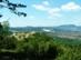 Zsíros-hegy - A kilátópont sziklája nyáron