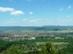 Zsíros-hegy - Kilátás a szikláról Pilisvörösvárra