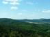 Zsíros-hegy - Kilátás a szikláról észak felé