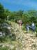 Remete-hegy - Ereszkedés a Remete-szurdokba
