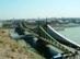 Budapest - A Szabadság-híd a Gellérthegy oldalából nézve