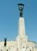 Budapest - A gellérthegyi Szabadság szobor