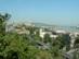 Budapest - Kilátás a Gellért szobortól a Tabánra