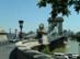 Budapest - A Széchenyi Lánchíd budai hídfője