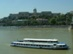 Budapest - A Budai Vár a Lánchíd pesti hídfőjétől nézve