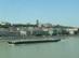 Budapest - Kilátás a Lánchídról a Dunára és a Várnegyedre