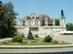 Budapest - A Turulszobor és a Sándor-palota épülete