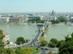 Budapest - Kilátás a Sándor-palotától a Lánchídra