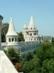 Budapest - A Halászbástya keleti oldala